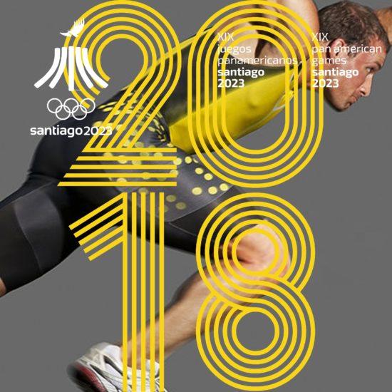 Juegos Panamericanos Santiago 2023 Lanzamiento 2018 D