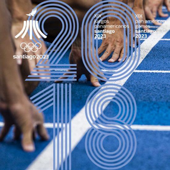 Juegos Panamericanos Santiago 2023 Lanzamiento 2018 E
