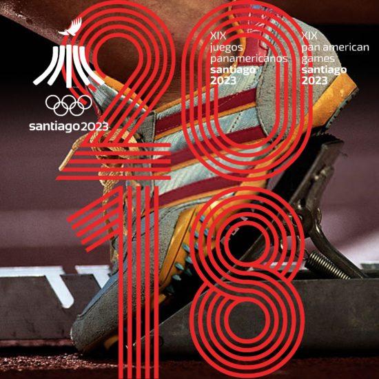 Juegos Panamericanos Santiago 2023 Lanzamiento 2018 F