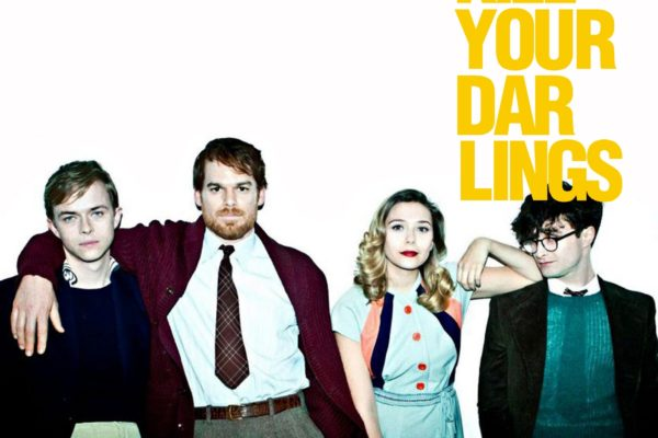 Sony Columbia Cover Kill you darlings 2
