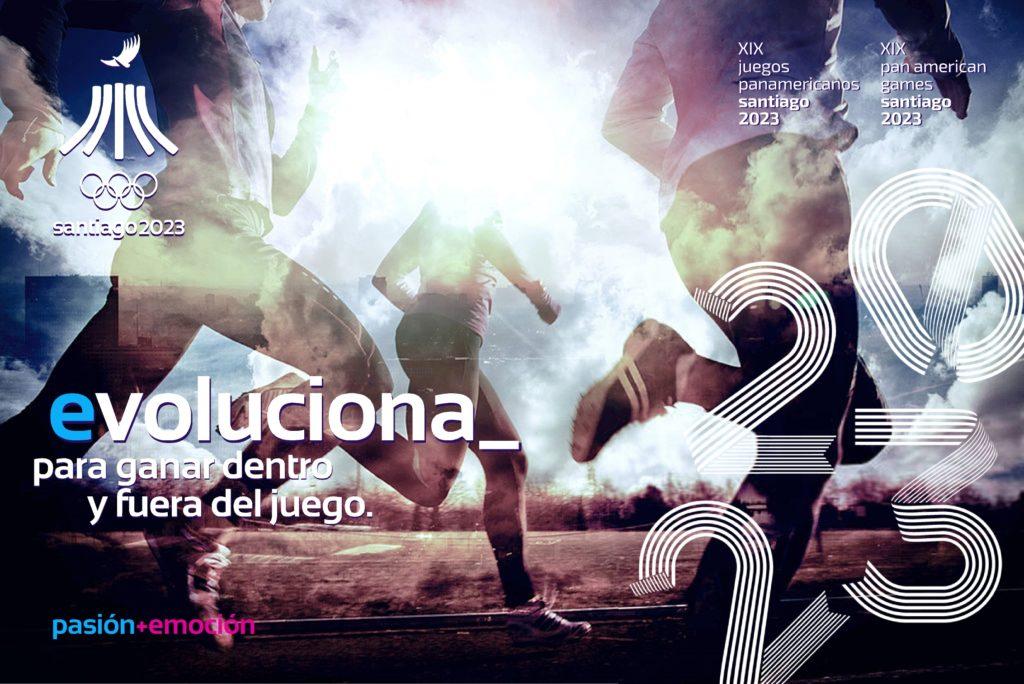 Juegos Panamericanos Santiago 2023 Evolution1