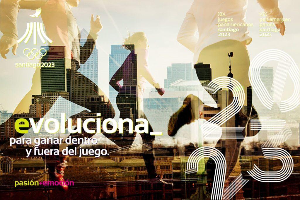 Juegos Panamericanos Santiago 2023 Evolution2