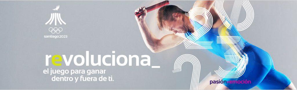 Juegos Panamericanos Santiago 2023 Evolution4