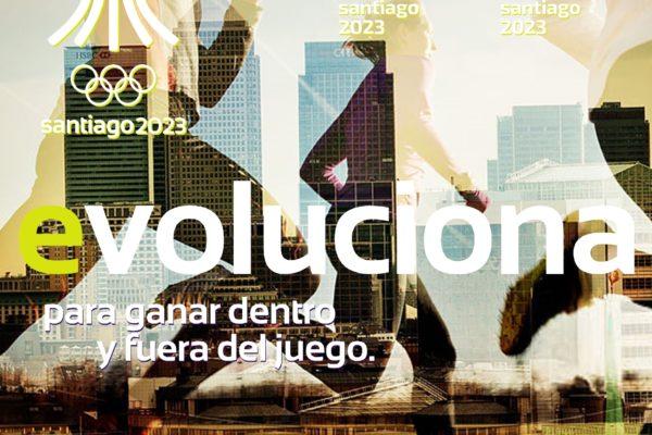Juegos Panamericanos Santiago 2023 Evolution5