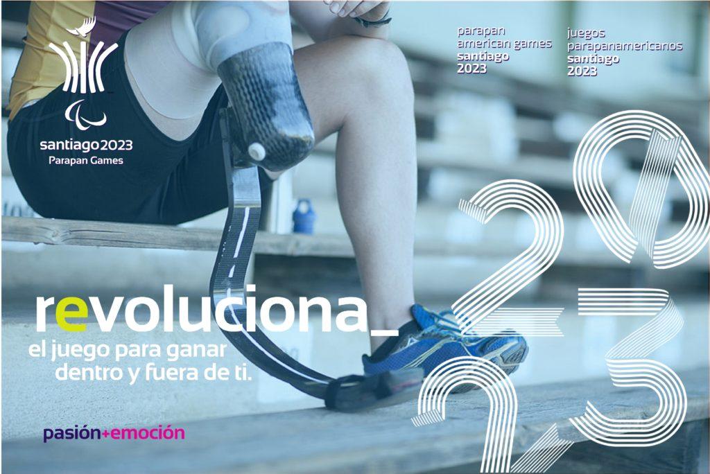 Juegos Panamericanos Santiago 2023 Evolution6