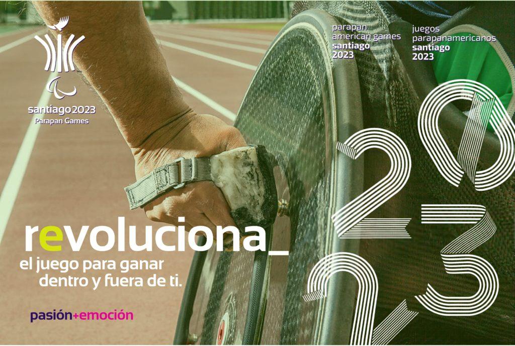 Juegos Panamericanos Santiago 2023 Evolution7