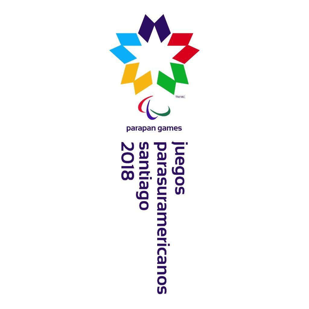 2018 Juegos Parasuramericanos Santiago logo