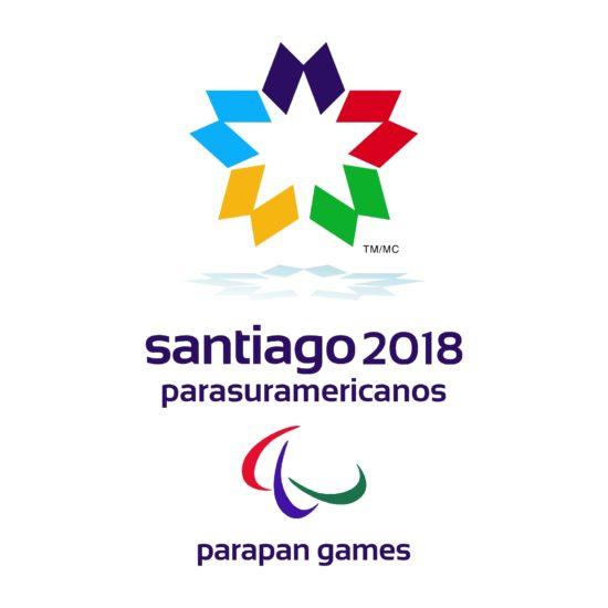 2018 Juegos Parasuramericanos Santiago logo 2