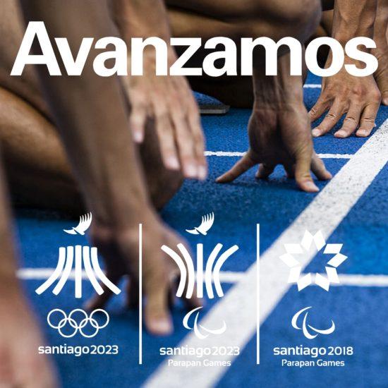 Avanzamos Juegos de Santiago 2018 - 2023 A12