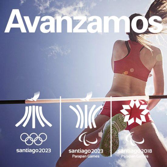 Avanzamos Juegos de Santiago 2018 - 2023 A13