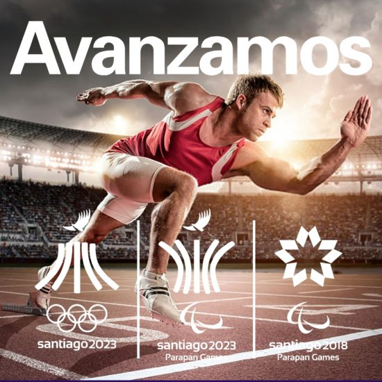 Avanzamos Juegos de Santiago 2018 - 2023 A15