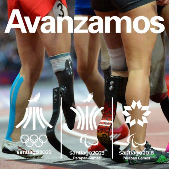 Avanzamos Juegos de Santiago 2018 - 2023 A19