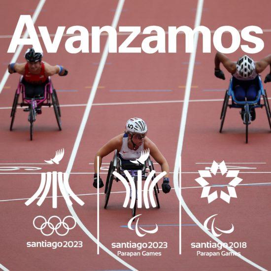 Avanzamos Juegos de Santiago 2018 - 2023 A20