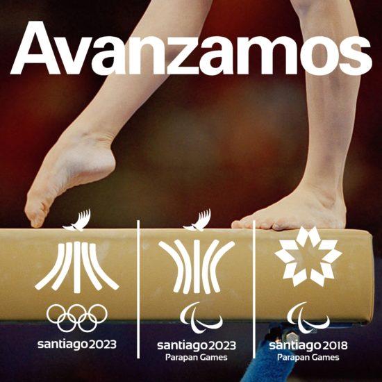 Avanzamos Juegos de Santiago 2018 - 2023 A22