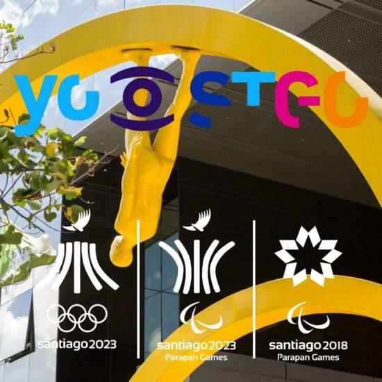 Avanzamos Juegos de Santiago 2018 - 2023 A30