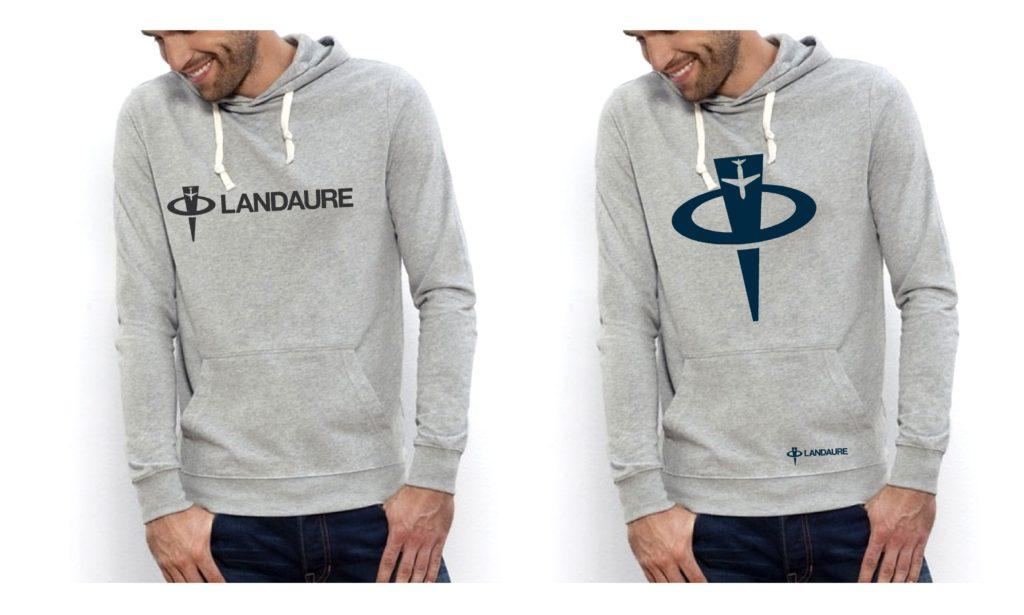 Branding Studio Landaure AIR 1
