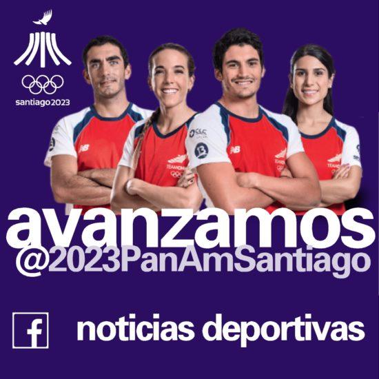Avanzamos Juegos Panamericanos Santiago 2023 noticias deportivas 4