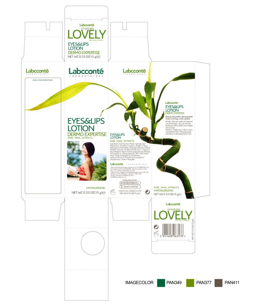 Packaging LabccoChinaAA1