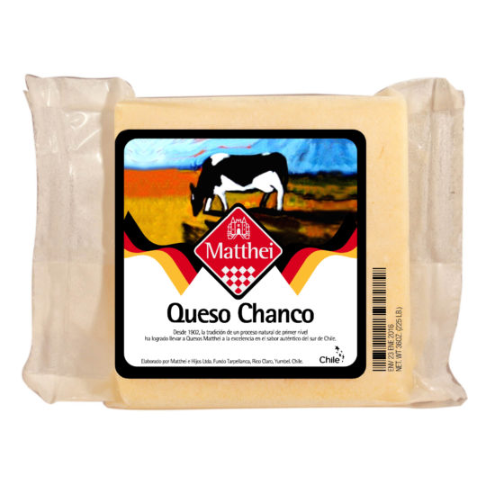Quesos Matthei Packaging 4