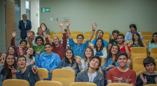 Alumnos Universidad de Concepcion