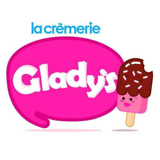 Gladys Helados Logo2