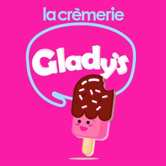 Gladys Helados Logo5