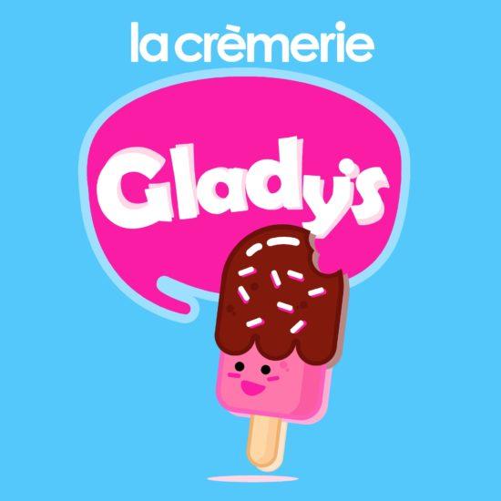 Gladys Helados Logo6