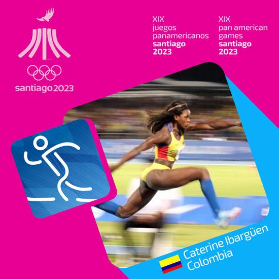 Pictograma Panamericanos Santiago 2023 2