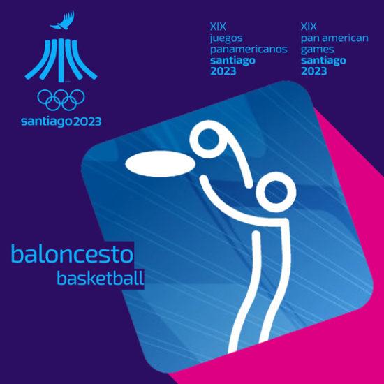 Pictograma Panamericanos Santiago 2023 3