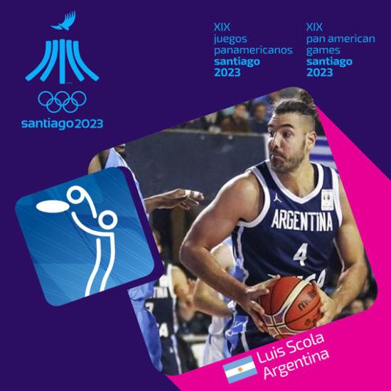 Pictograma Panamericanos Santiago 2023 4