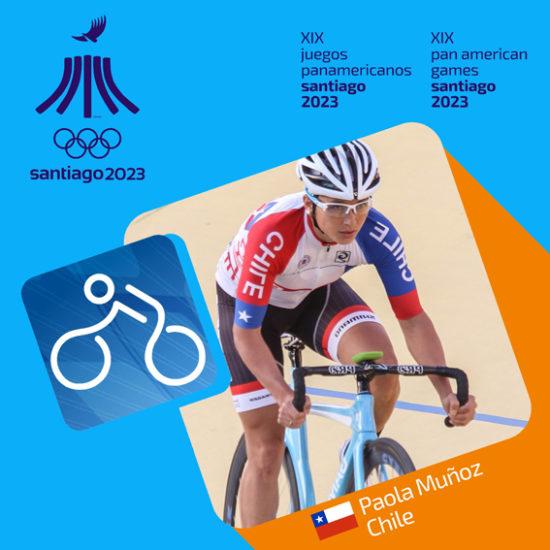 Pictograma Panamericanos Santiago 2023 6