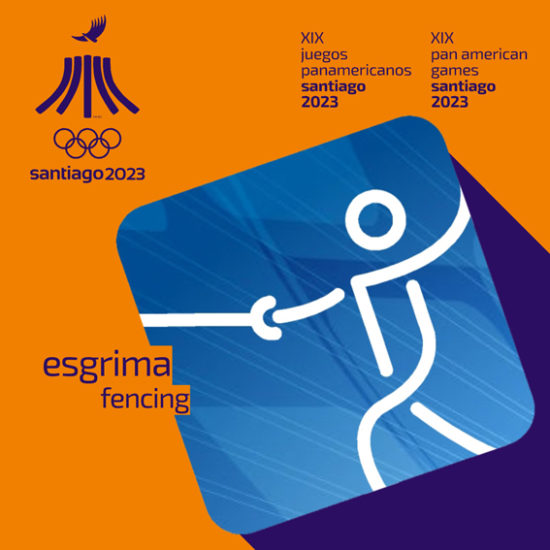 Pictograma Panamericanos Santiago 2023 7