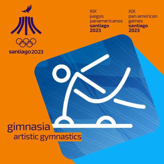 Pictograma Panamericanos Santiago 2023 9