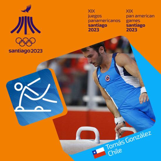 Pictograma Panamericanos Santiago 2023 91