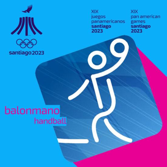 Pictograma Panamericanos Santiago 2023 94