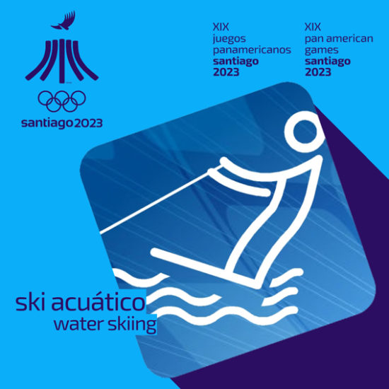 Pictograma Panamericanos Santiago 2023 98