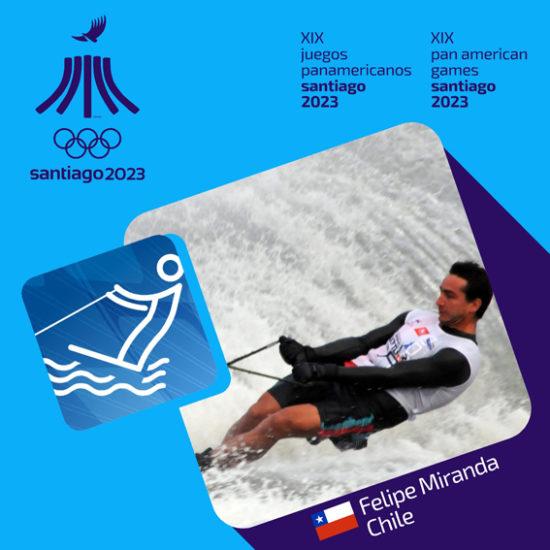 Pictograma Panamericanos Santiago 2023 99