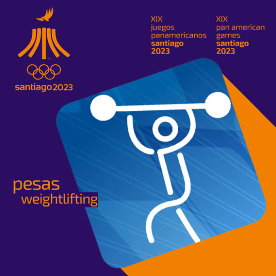 Pictograma Panamericanos Santiago 2023 991