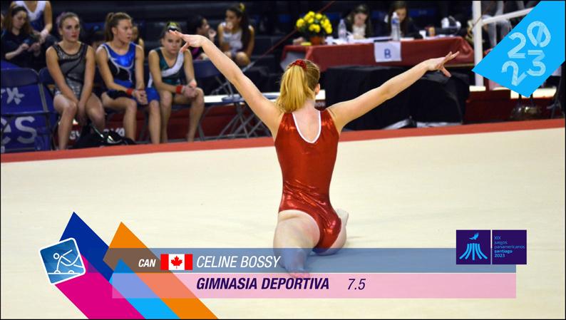 Pictogramas oficiales Juegos Panamericanos Santiago 2023 I
