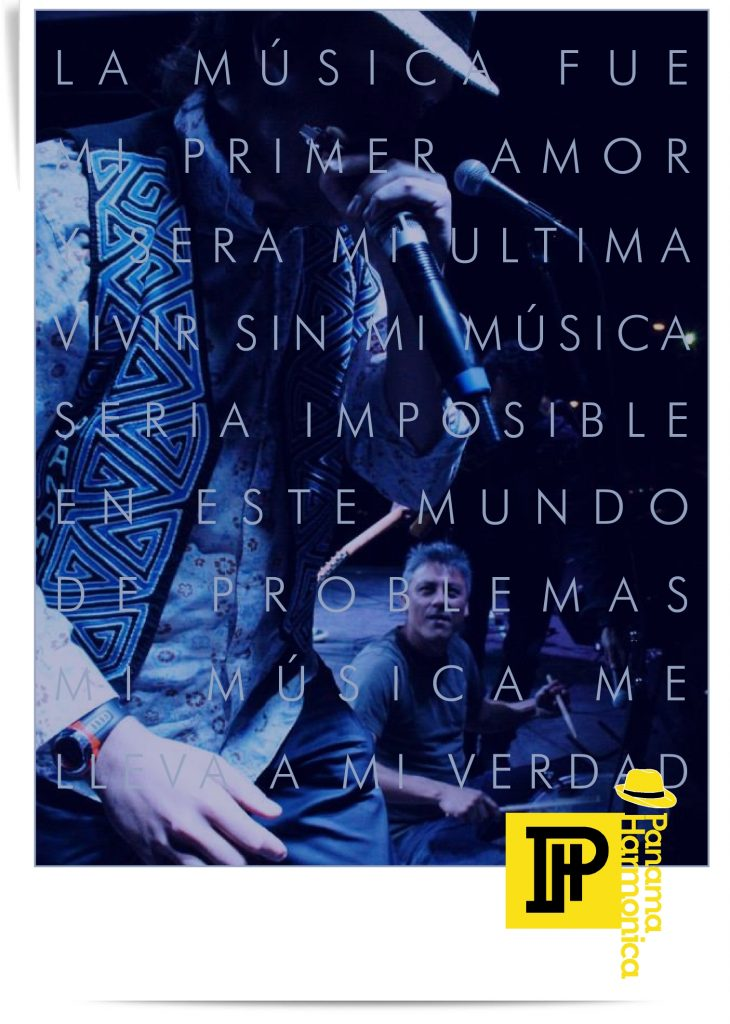 Ricardo Garcia Huidobro Blues Panama Harmonica 2