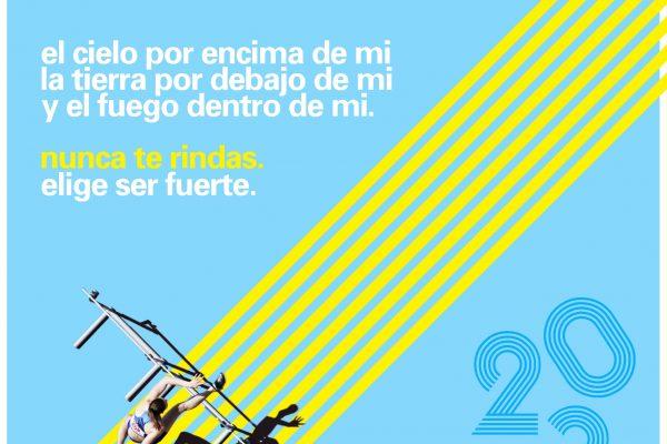 Juegos Panamericanos Santiago 2023 Pride Color 11
