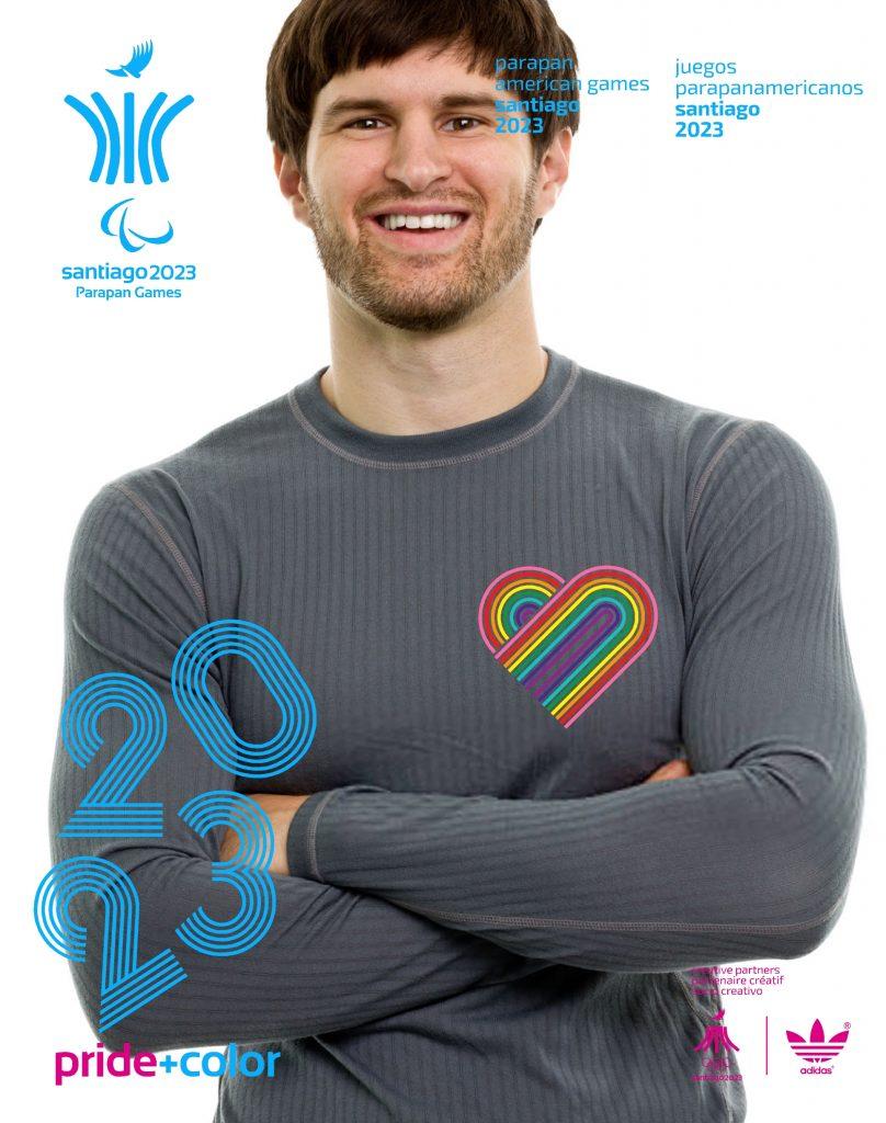 Juegos Panamericanos Santiago 2023 Pride Color 25