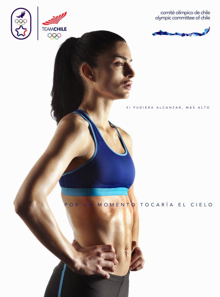 Santiago 2023 Comite Olimpico Chile Branding Afiche 7