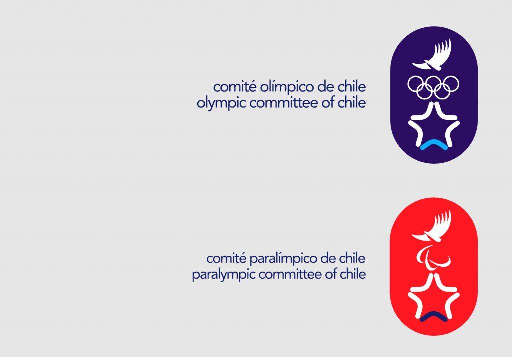 Santiago 2023 Estudio Branding Comite Olimpico Chile Logo6