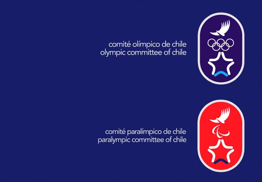 Santiago 2023 Estudio Branding Comite Olimpico Chile Logo7