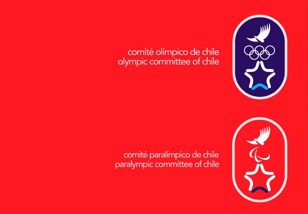 Santiago 2023 Estudio Branding Comite Olimpico Chile Logo8