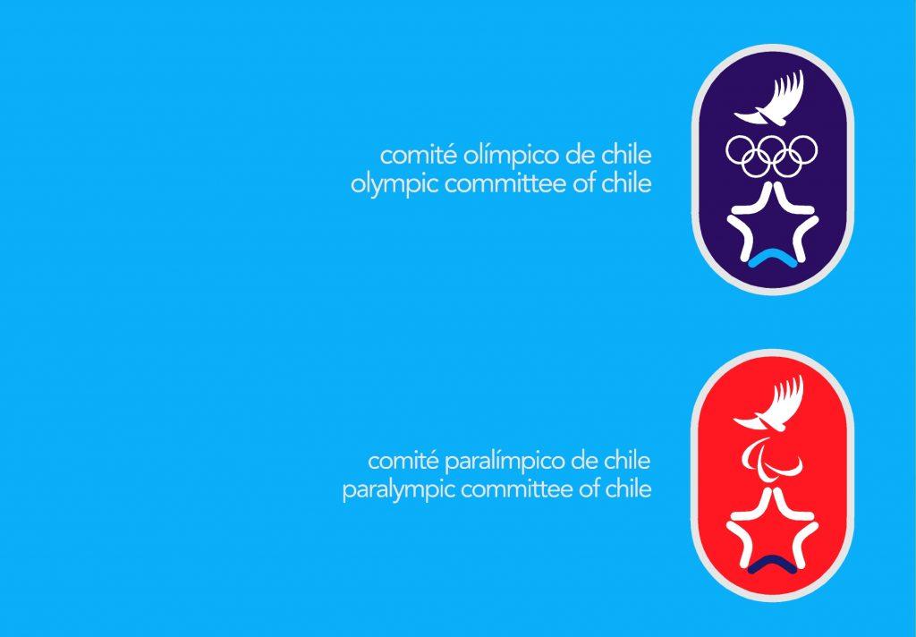 Santiago 2023 Estudio Branding Comite Olimpico Chile Logo9