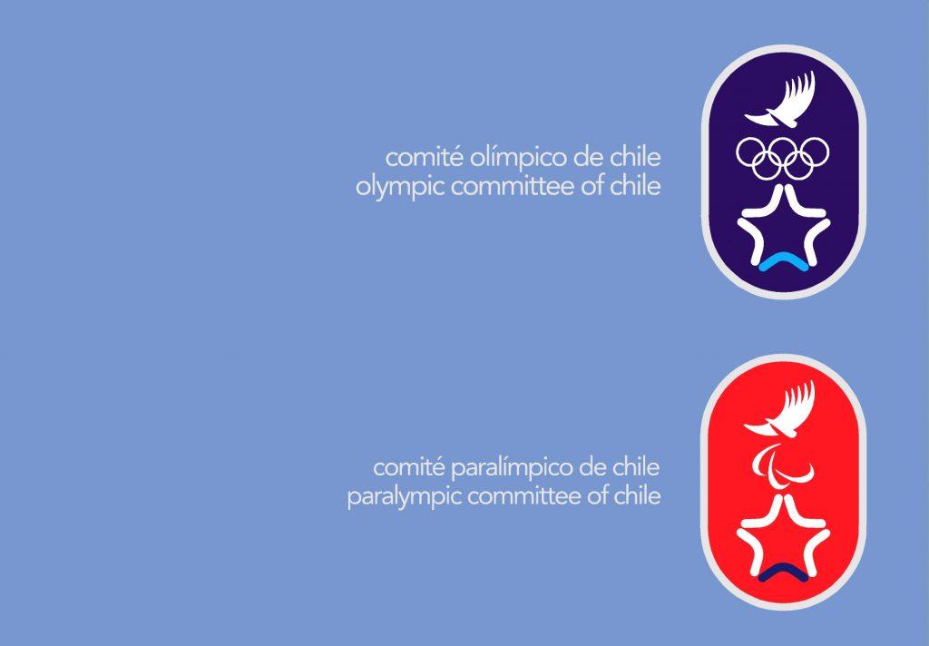 Santiago 2023 Estudio Branding Comite Olimpico Chile Logo91