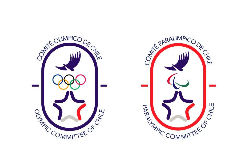 Santiago 2023 Estudio Branding Comite Olimpico Chile Logo910