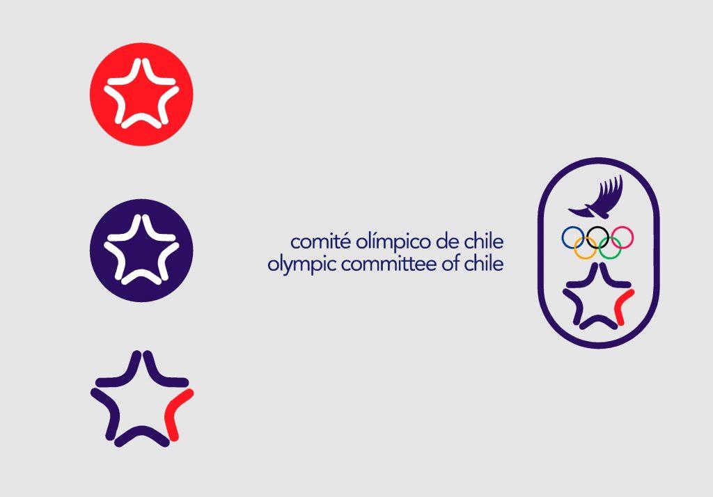 Santiago 2023 Estudio Branding Comite Olimpico Chile Logo911